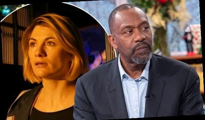 Doctor Who's Lenny Henry hits out at BBC lack of diversity