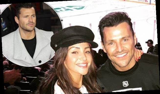 Mark Wright admits he had to grovel to his wife after Xmas blunder