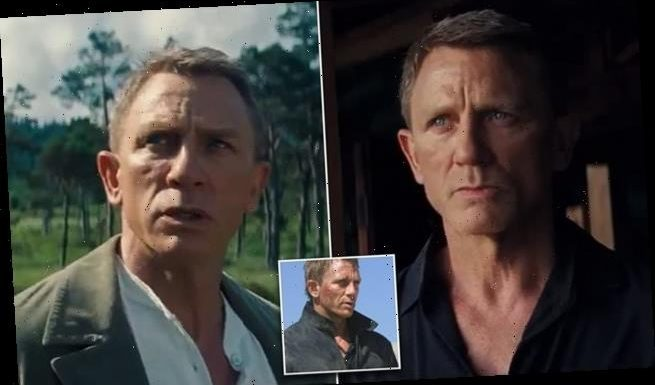 Daniel Craig will be first James Bond to have grey locks in new film