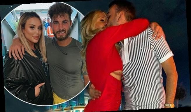 Charlotte Crosby kisses pal in playful snap after Joshua Ritchie split