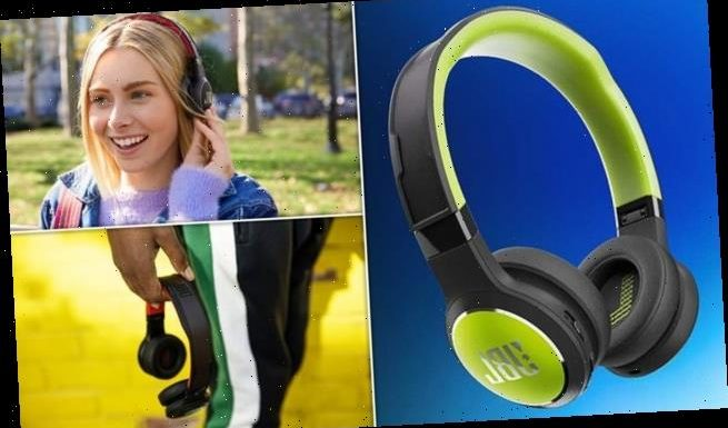 Solar-powered HEADPHONES could offer 'virtually unlimited playtime'