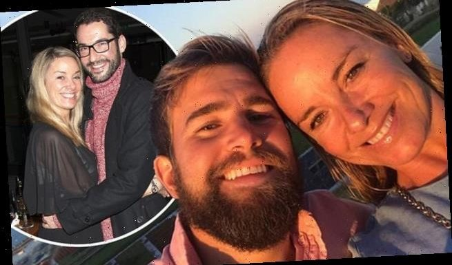 Tamzin Outhwaite makes dig at Tom Ellis as she gushes over Tom Child