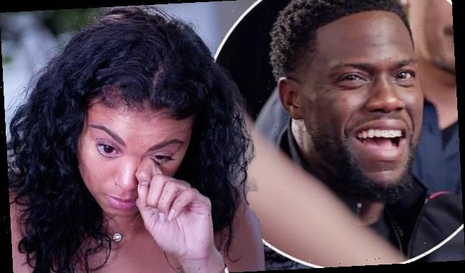 Kevin Hart's wife Eniko recalls finding out he cheated via DM
