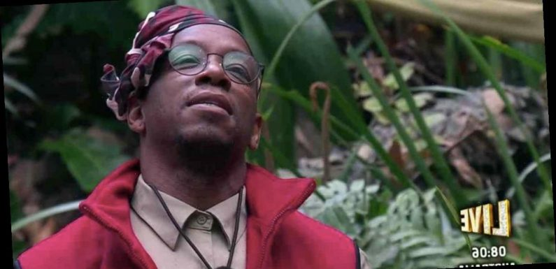 I'm A Celebrity viewers baffled as Ian Wright's swear word is BLEEPED during live scenes