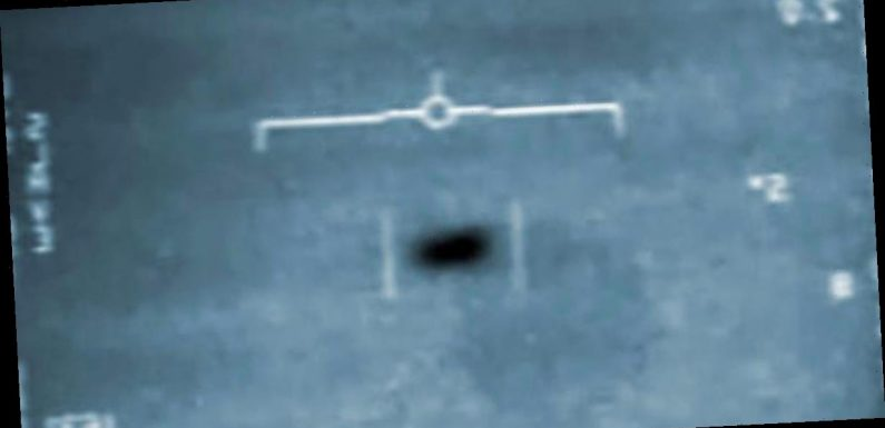 US Navy 'covered up' new technology by saying USS Nimitz UFO was unidentified