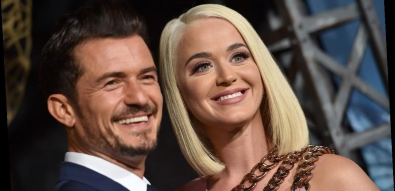 Katy Perry & Orlando Bloom Are Reportedly Postponing Their Wedding
