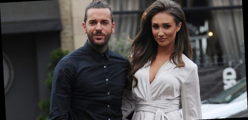 Pete Wicks shares support for ex Megan McKenna before she's crowned winner of the X Factor: Celebrity