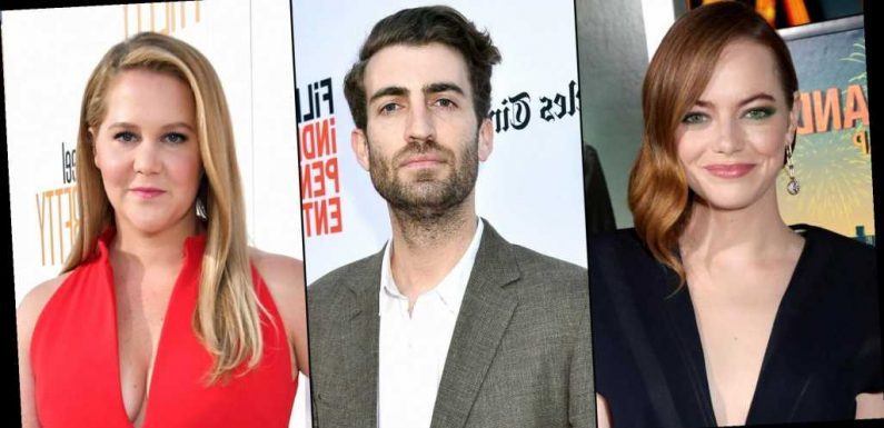 Emma Stone, Dave McCary Hang Out With Amy Schumer After Engagement: Pic