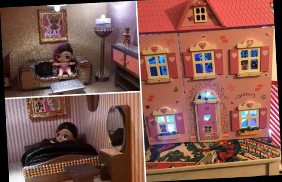 DIY mums are creating their own incredible LOL Surprise doll houses to avoid spending £250 this Christmas