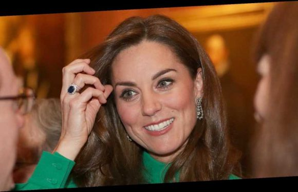 Duchess Kate Borrowed Earrings From Queen Elizabeth for the NATO Reception