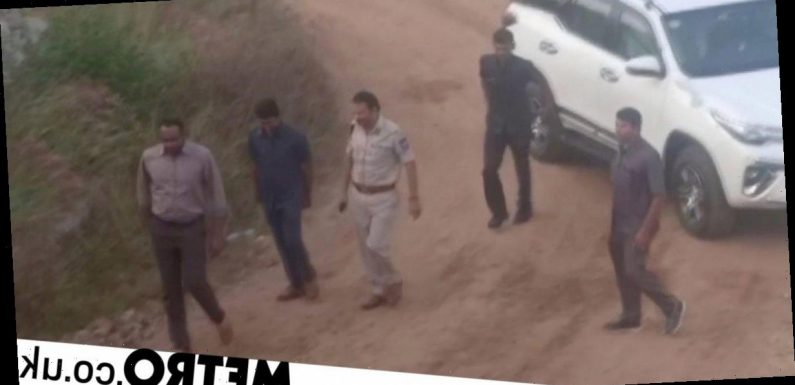 Four rapists shot dead by police after taking them to scene of sex attack