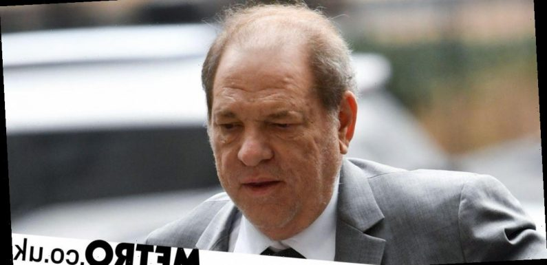 Harvey Weinstein 'reaches $25m settlement' with sexual misconduct accusers