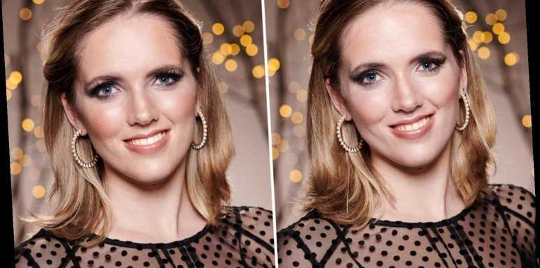 Can YOU tell the £10 face of Christmas party make-up from an £1000 one?