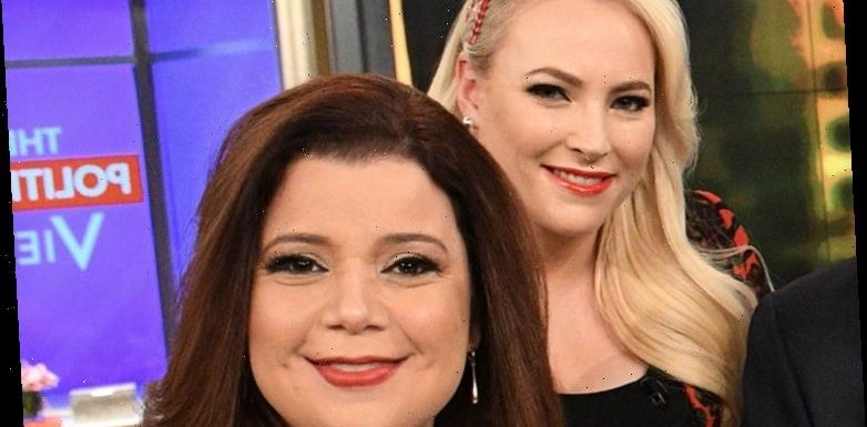 Ana Navarro off 'The View' for the Year as Meghan McCain Backlash Continues