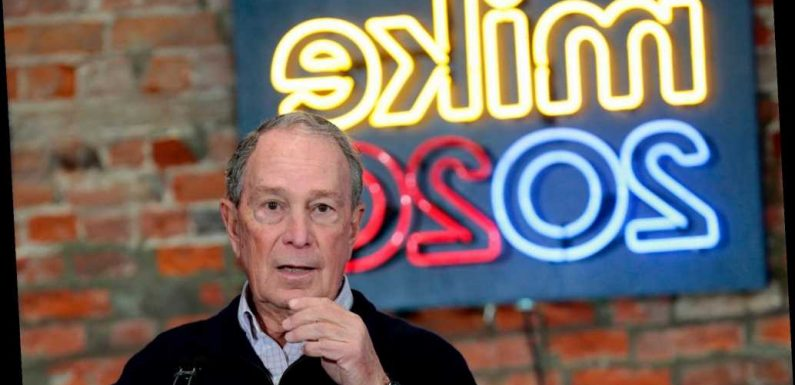 Mike Bloomberg relocates presidential campaign HQ to Times Square