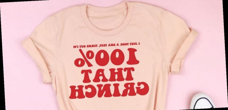 If These Funny Christmas Shirts Don't Sum Up How We Feel About the Holidays, We Don't Know What Does