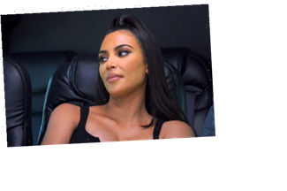 Kim Kardashian: Should I Be Less Vicious and Cruel to Kourtney?