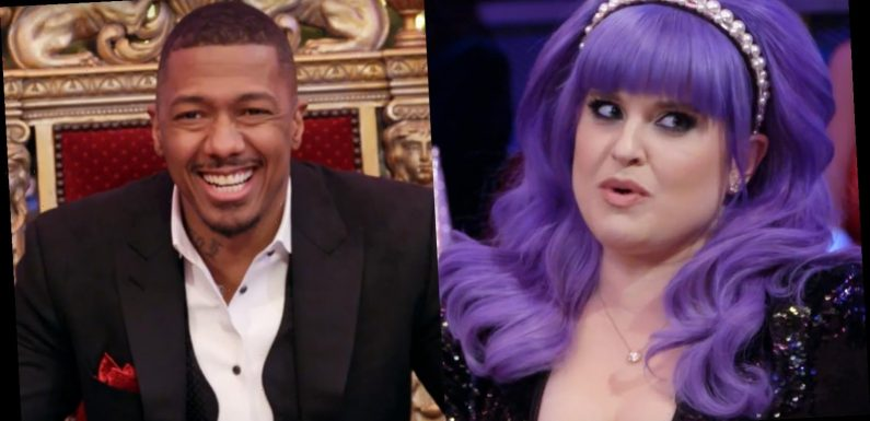 Kelly Osbourne Tells Nick Cannon About Pranking Dad Ozzy During 'Viral Videos' – Watch!