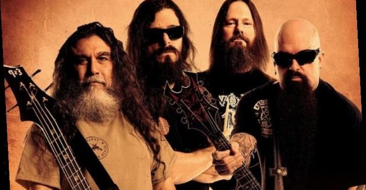 Slayer Grateful for Fans' Precious Time in Emotional Final Concert Farewell