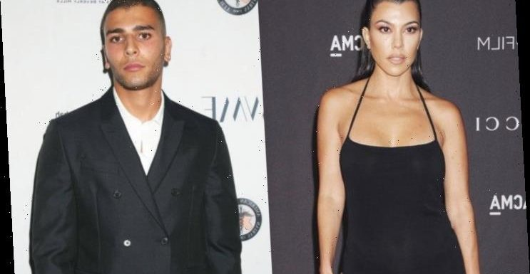 Kourtney Kardashian 'Gets Back' With Younes Bendjima After They're Seen Looking Cozy in Miami