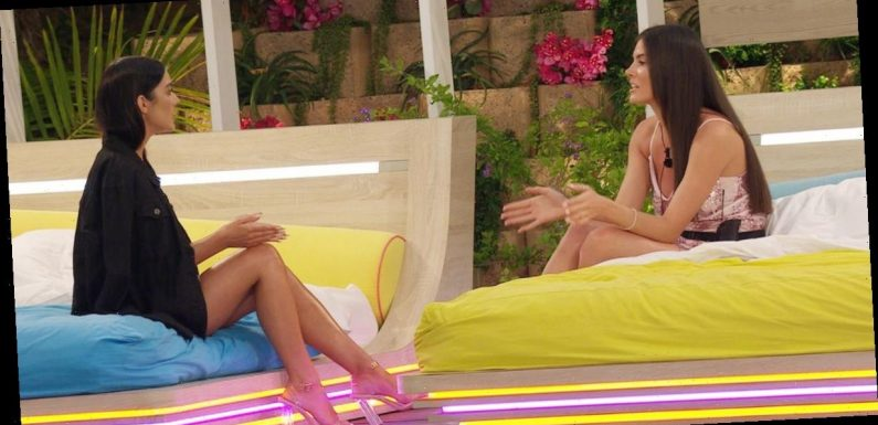 Love Island's Siânnise vents fury at Rebecca in row over recoupling betrayal