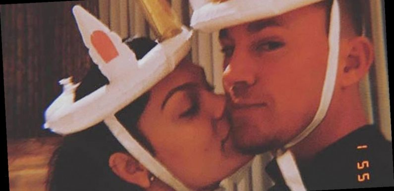 Jessie J and Channing Tatum are 'getting it on' as they confirm relationship