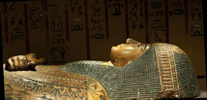 Ancient Egyptian mummy 'brought back to life' as scientists recreate his voice