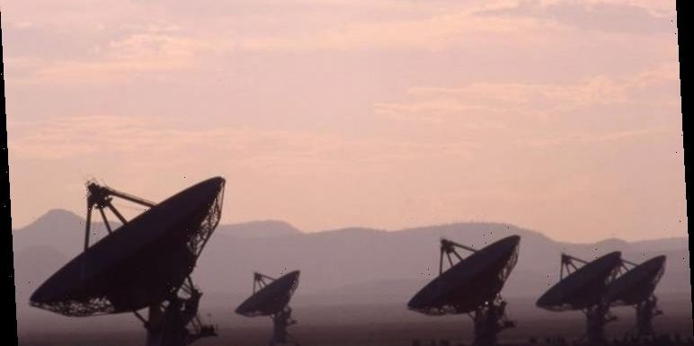 Space shock: Baffled astronomers discover radio beam to unlock age-old Milky Way mystery