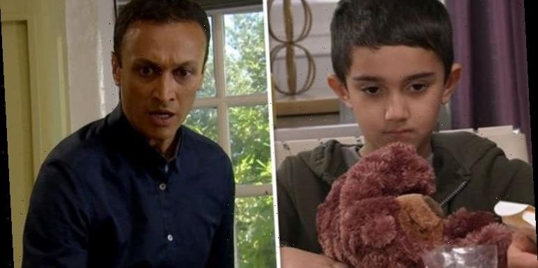Emmerdale spoilers: Jai Sharma to lose Archie after he turns to drugs?