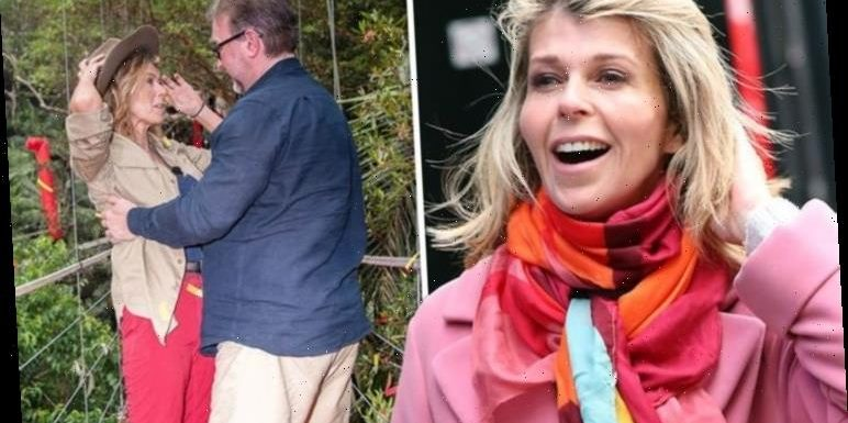 Kate Garraway reveals 'overwhelmed' husband proposed to her again after I'm A Celebrity