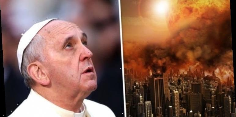 Pope Francis 'central to apocalypse prophecy' as 'end of Earth' reference revealed