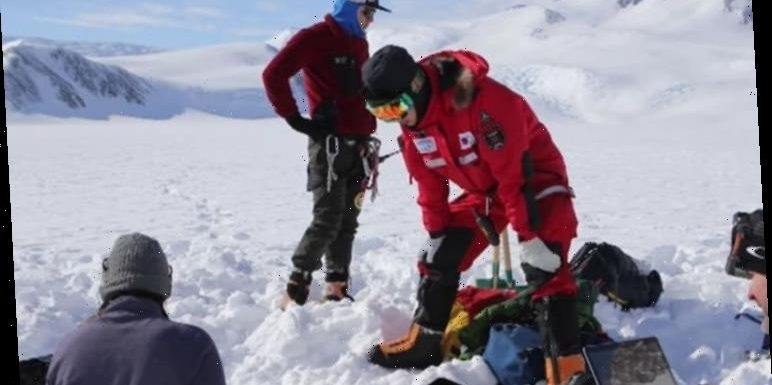 Antarctica breakthrough: NASA scientists' 'worrying' discovery below ice revealed