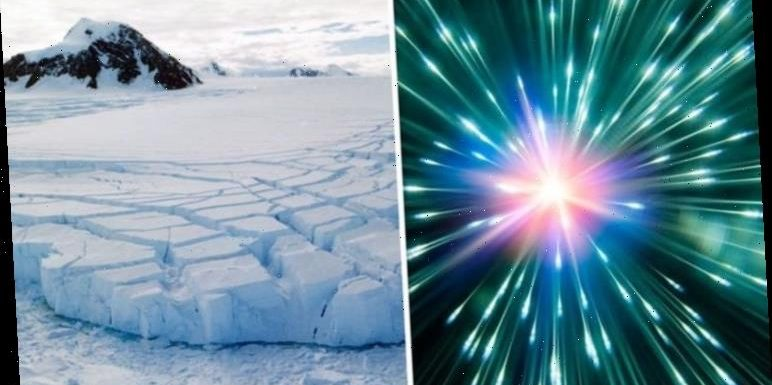Antarctica shock: NASA scientists discover 'GHOST' particles with a mysterious origin