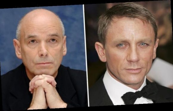Casino Royale director's Daniel Craig DOUBTS 'He's no pretty boy' But beat these TWO hunks