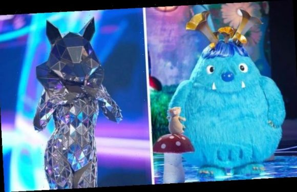 The Masked Singer: How are the celebrities chosen? 'The bigger the better'