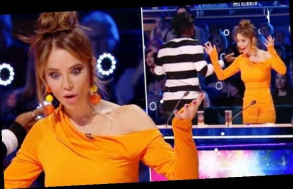 The Greatest Dancer: Cheryl hits out at BBC crowd 'Are you joking?'