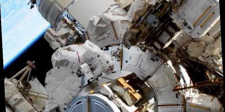 NASA news: Astronauts complete critical battery upgrade on the International Space Station