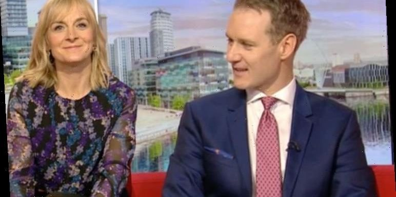 BBC Breakfast: Dan Walker's 'tradition' outed by Louise Minchin 'It's very personal!'