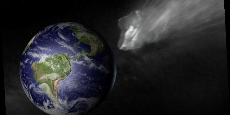 Asteroid approach: NASA tracks a 25,433mph asteroid approaching Earth – Will it hit?