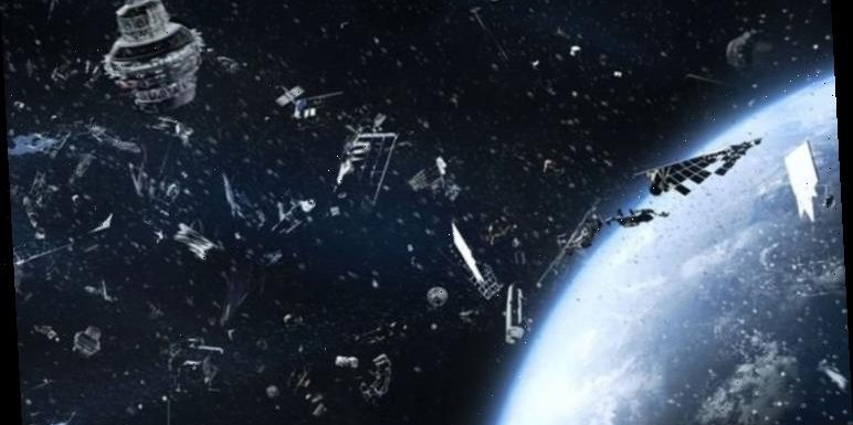 Space junk: Astronomers track 20,000 objects as satellites are at risk of being wiped out
