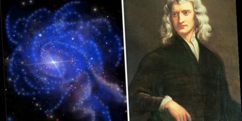 Isaac Newton wrong? Scientist's shock space discovery to question theory revealed