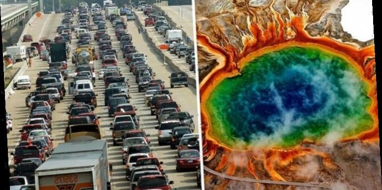 Yellowstone volcano: Month-long warning over 'mother of allevacuations' revealed