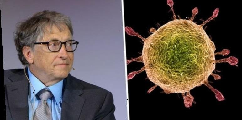 Coronavirus cure: Vaccine for unknown virus could take FIVE years, warned Bill Gates
