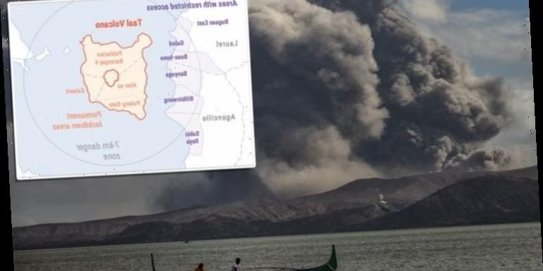 Taal volcano update: Eruption alert as 116 earthquakes hit Philippines volcano overnight