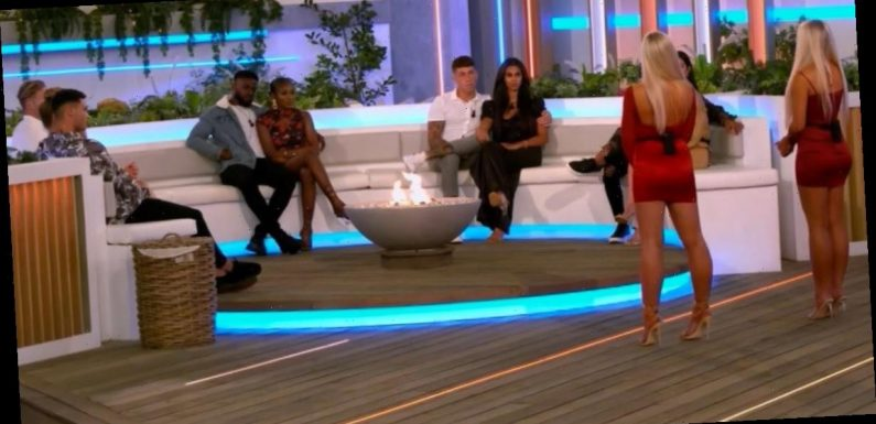 Love Island to air recoupling earlier than expected as twins leave girls raging