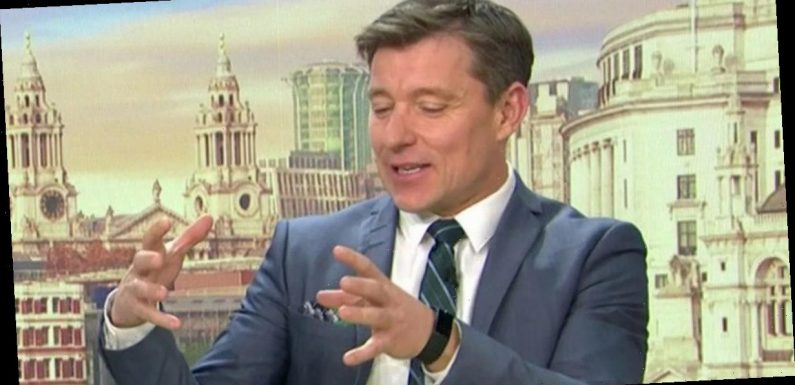 GMB's Ben Shephard says he 'caught' something from 'northern' girl in Magaluf