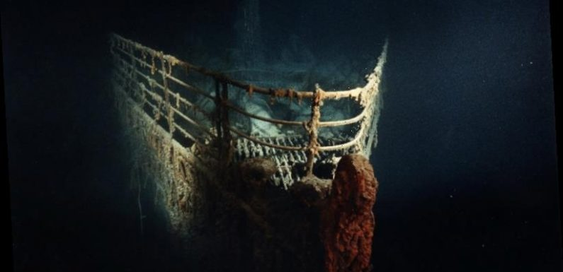 New plan to protect the vanishing Titanic from high-tech grave robbers