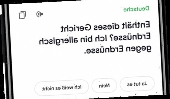 Google demos feature that transcribes audio into different languages