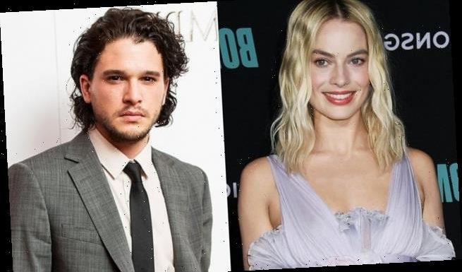 Margot Robbie and Kit Harington will present at the Golden Globes
