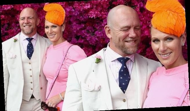 Zara and Mike Tindall lead star arrivals at the Magic Millions